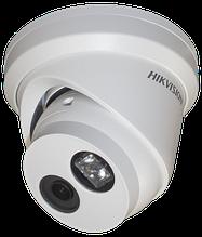 DS-2CD2355FWD-I - 5MP Уличная купольная высокочувствительная IP-камера с EXIR*-ИК-подсветкой.