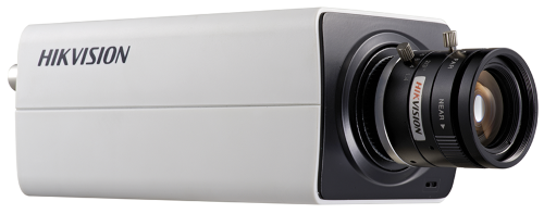 DS-2CD2820F - 2MP IP-камера стандартного исполнения.
