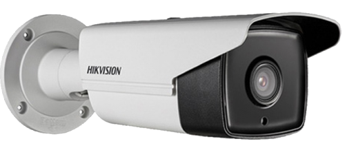 DS-2CD2T23G0-I5 - 2MP Уличная цилиндрическая IP-камера с EXIR ИК-подсветкой 50 м., на кронштейне.