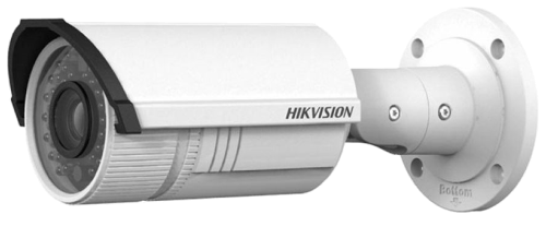 DS-2CD4232FWD-IZHS - 3MP Уличная варифокальная (моторизованный) цилиндрическая IP-камера с ИК-подсветкой, обогревом и поддержкой Аудио/Тревоги, на кро
