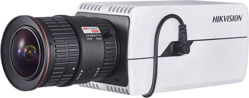 """DS-2CD5026G0-AP - 2MP Высокочувствительная IP-камера стандартного исполнения (""""кирпич"""") с поддержкой Аудио/Тревоги."""