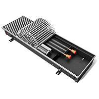 Конвектор внутрипольный с принудительной конвекцией Techno Vent KVZV-250-85-1200