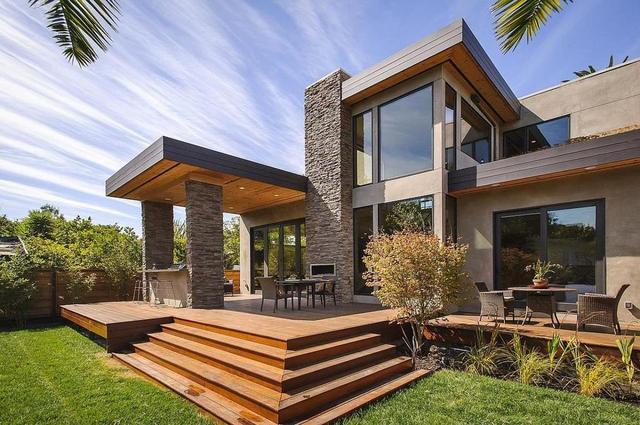 Дизайн-проекты. Как может выглядеть фасад Вашего дома -1