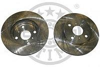 Тормозные диски Toyota Carina 2 (передние, 87-92, Optimal, D238)