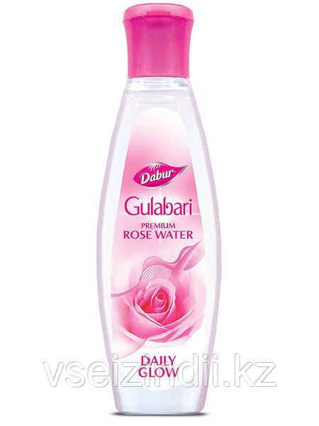 Розовая вода Гулабари, 120 мл, производитель Дабур; Gulabari Premium Rose Water, 59 ml, Dabur