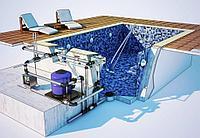 Установка и монтаж оборудования для бассейнов