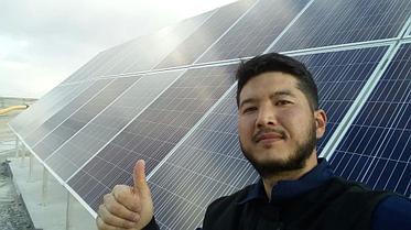 СЭС 26 кВт*ч в Кызылординской области 3