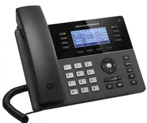 Grandstream GXP1782 - IP телефон. 4 SIP аккаунта, 8 линий, PoE