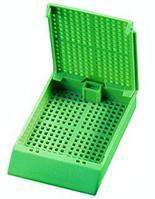 Биопсийные кассеты зеленые