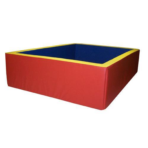 «Сухой бассейн» без аппликации (квадратный)