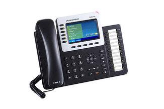 Grandstream GXP2160 - IP телефон. 6 SIP аккаунтов, 6 линий, цветной LCD, PoE