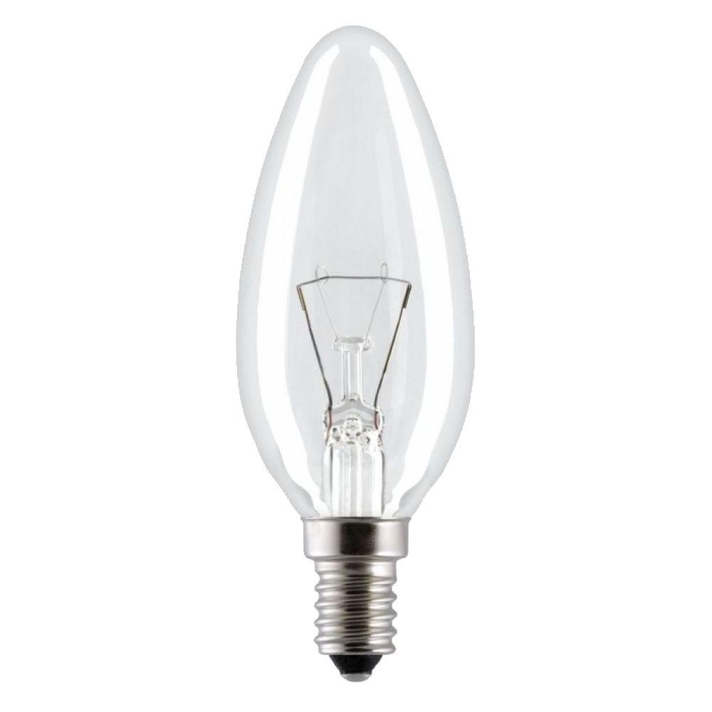 У.Лампа ДС-40 СВЕЧА Е14 (200шт)