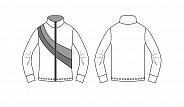 Термокуртка для фигурного катания ФКР 3.04 (Vuelta) FENIX ST - фото 2