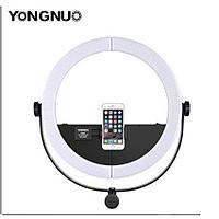 Светодиодный осветитель YONGNUO YN808 3200-5500K кольцевой, фото 1