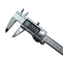 Штангенциркуль электронный (цифровой) 150 мм, металлический корпус, фото 3