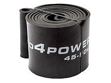 Черная резиновая петля (45-90 кг), фото 2