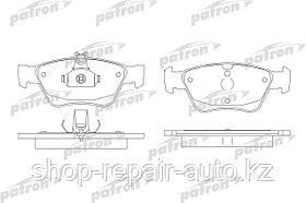 Тормозные колодки передние W210 доV - 2,4