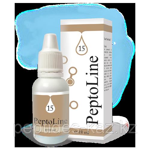 PeptoLine 15 для молочных желез, пептидный комплекс 18 мл - фото 1