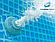Каркасный бассейн Intex Prism Frame Pool, 400х200х100см + фил.нас + лестница 26788, фото 3