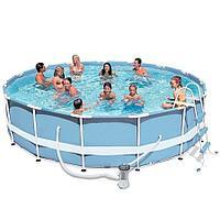 Каркасный бассейн Intex 366х98 см (28718)