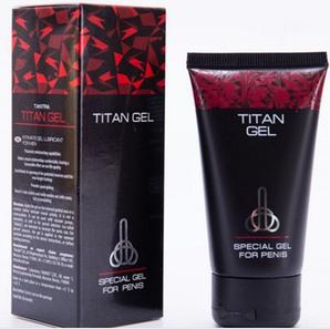 """Крем для увеличения члена """"Титан гель"""" (Titan gel), 50 мл"""