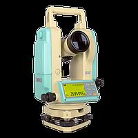 Электронный теодолит RGK T-02 (оптический отвес)