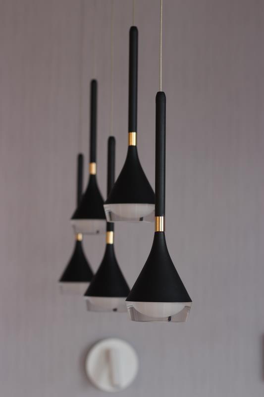 Светильник светодиодный модерн - фото 2