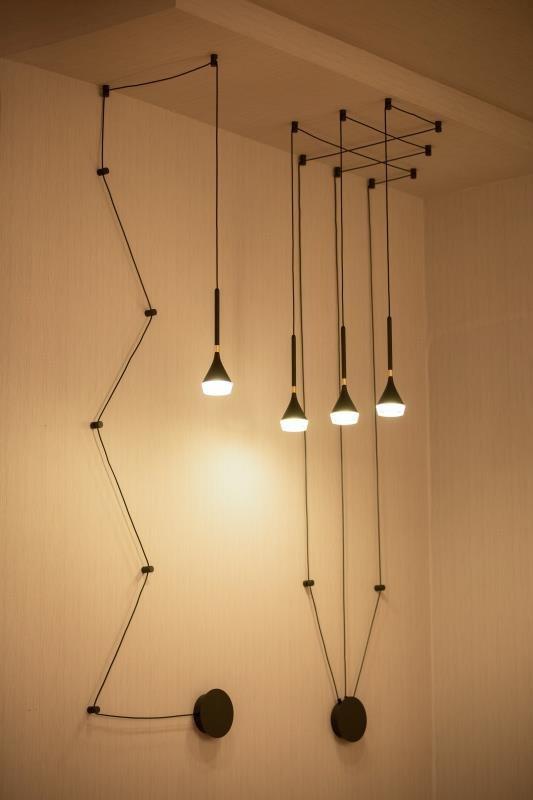 Светильник светодиодный модерн - фото 4