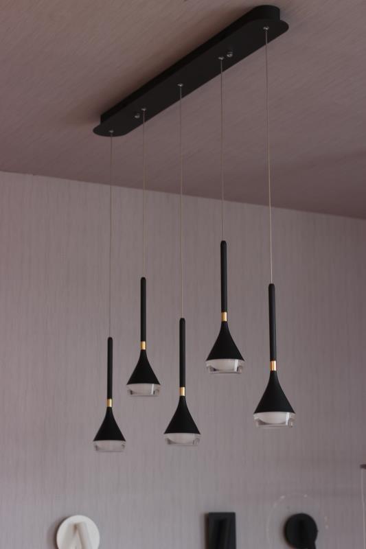 Светильник светодиодный модерн - фото 5