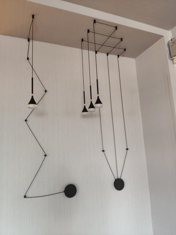 Светильник светодиодный модерн - фото 6
