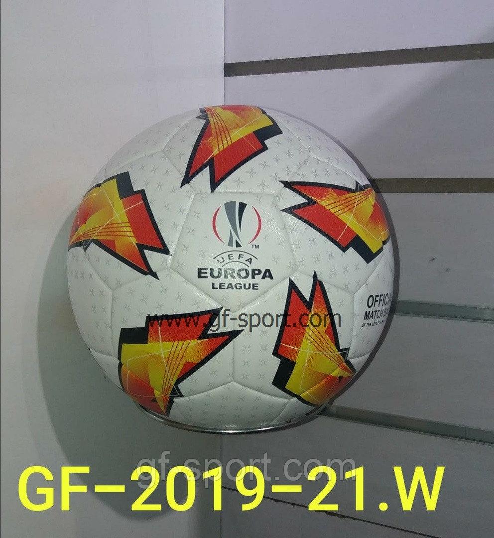 Мяч футбольный Лига чемпионов Европа 2019-21W