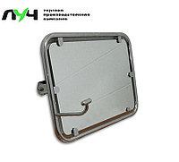 Зеркало для инвалидов поворотное с регулируемым углом наклона (680х680 мм )