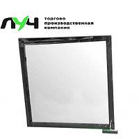 Зеркало для инвалидов поворотное с регулируемым углом наклона 680х680 мм (квадрат)