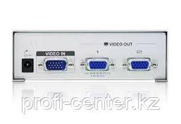2-х портовый VGA SPLITTER (с БП)