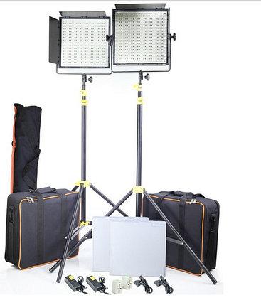 Светодиодная (LED) панель для фото / видео Camtree 1000 Bi-Color (2 осветителя), фото 2