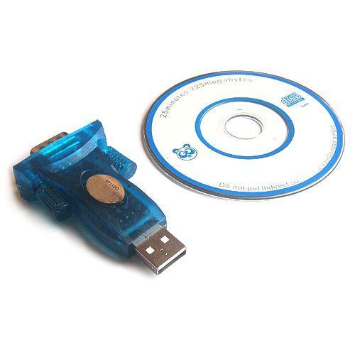 Переходник (адаптер) с USB на RS232 COM Port (V-T ZX-U03-2A)