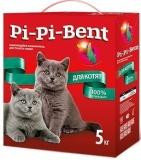 Pi Pi Bent,  Пи Пи Бент, наполнитель комкующийся для котят, 5 кг, фото 1