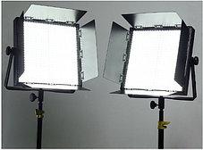 Светодиодная (LED) панель для фото / видео Camtree 2000 5600K (с фильтрами), фото 2