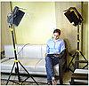 Светодиодная (LED) панель для фото / видео Camtree 2000 5600K (с фильтрами), фото 4
