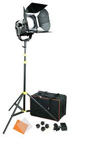 Светодиодная (LED) панель для фото / видео Camtree SUN 6 с линзой Френеля (1 осветитель)