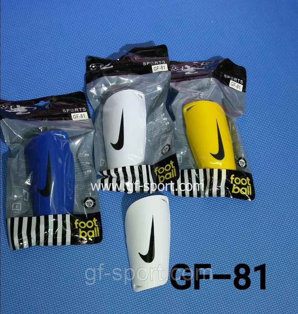 Щитки футбольные Nike 81