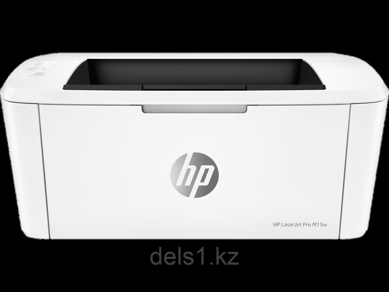 Лазерный принтер HP LaserJet Pro M15w для черно-белой печати