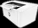 Лазерный принтер для черно - белой печати HP LaserJet Pro M15w, фото 4
