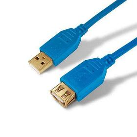 Шнур USB 3.0 удлинитель 1.5 метра