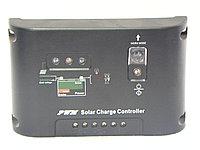 Контроллер заряда аккумуляторов для солнечных систем 10А, фото 1