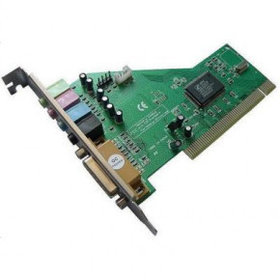 Плата Звуковая PCI 2.1