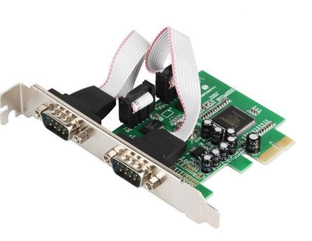 Плата PCIe ComPort RS232 - 2 порта