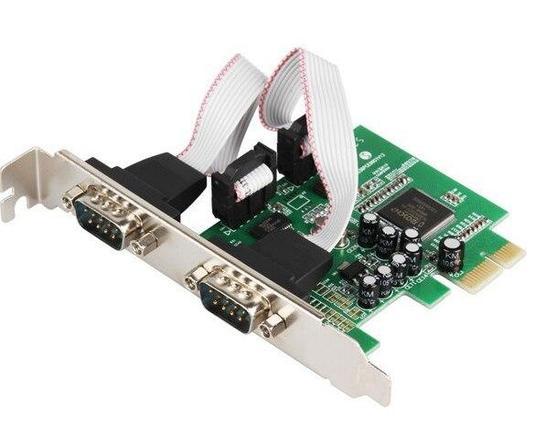 Плата PCIe ComPort RS232 - 2 порта, фото 2