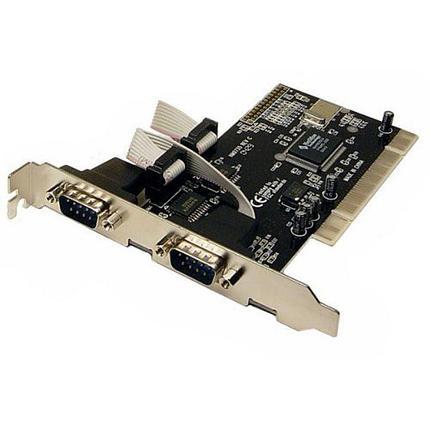 Плата PCI ComPort RS232 - 2 порта, фото 2