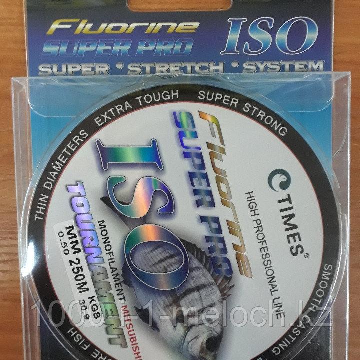 Леска ISO диаметр от 0,20 до 1,0 по 250м - фото 1